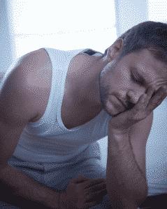 Jobsorgen als Schlafräuber