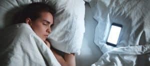 Ursache für Schlafstörungen: