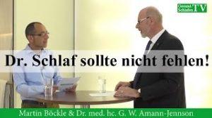 """VIDEO: """"Doktor Schlaf"""" darf bei keiner Therapie fehlen"""