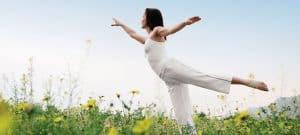 Guten Morgen Yoga für einen guten Start in den Tag