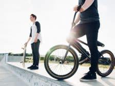 Bewegungsmangel bei Teenagern