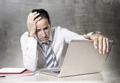 Rückenprobleme am Arbeitsplatz vermeiden