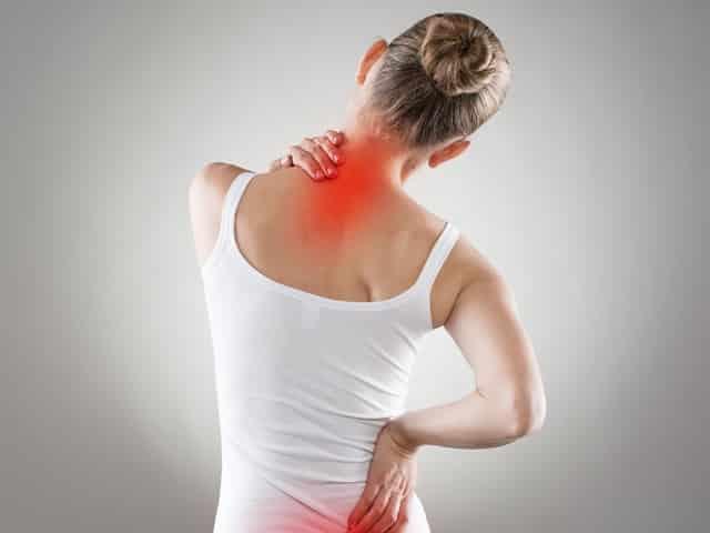 SAMINA bei Rückenbeschwerden