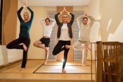Yoga-Übungen gegen Rückenschmerzen und Stress #2
