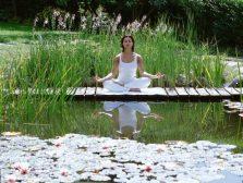 Yoga bei Rückenschmerzen und zum Stressabbau #1