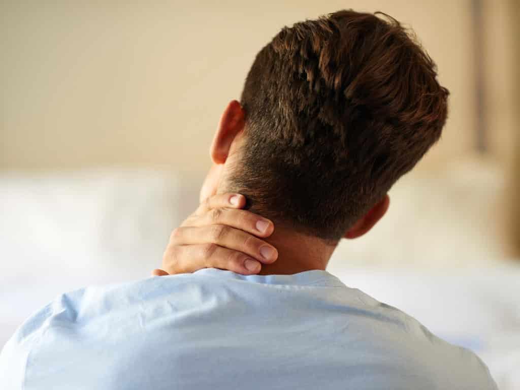 Rückenschmerzen im Schlaf therapieren