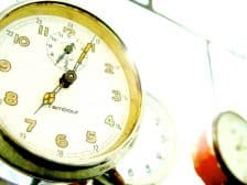 Zeitumstellung – dem Mini-Jetlag vorbeugen
