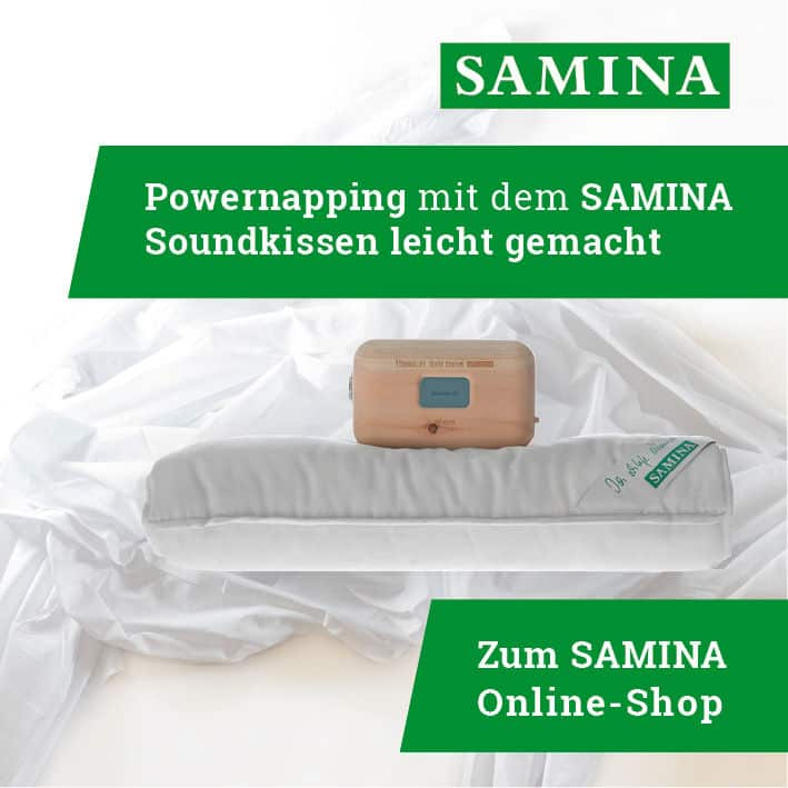 SAMINA Soundlife Sleep System - MusikMedizin