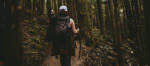 Barfußpfade – Wandern über Stock und Stein