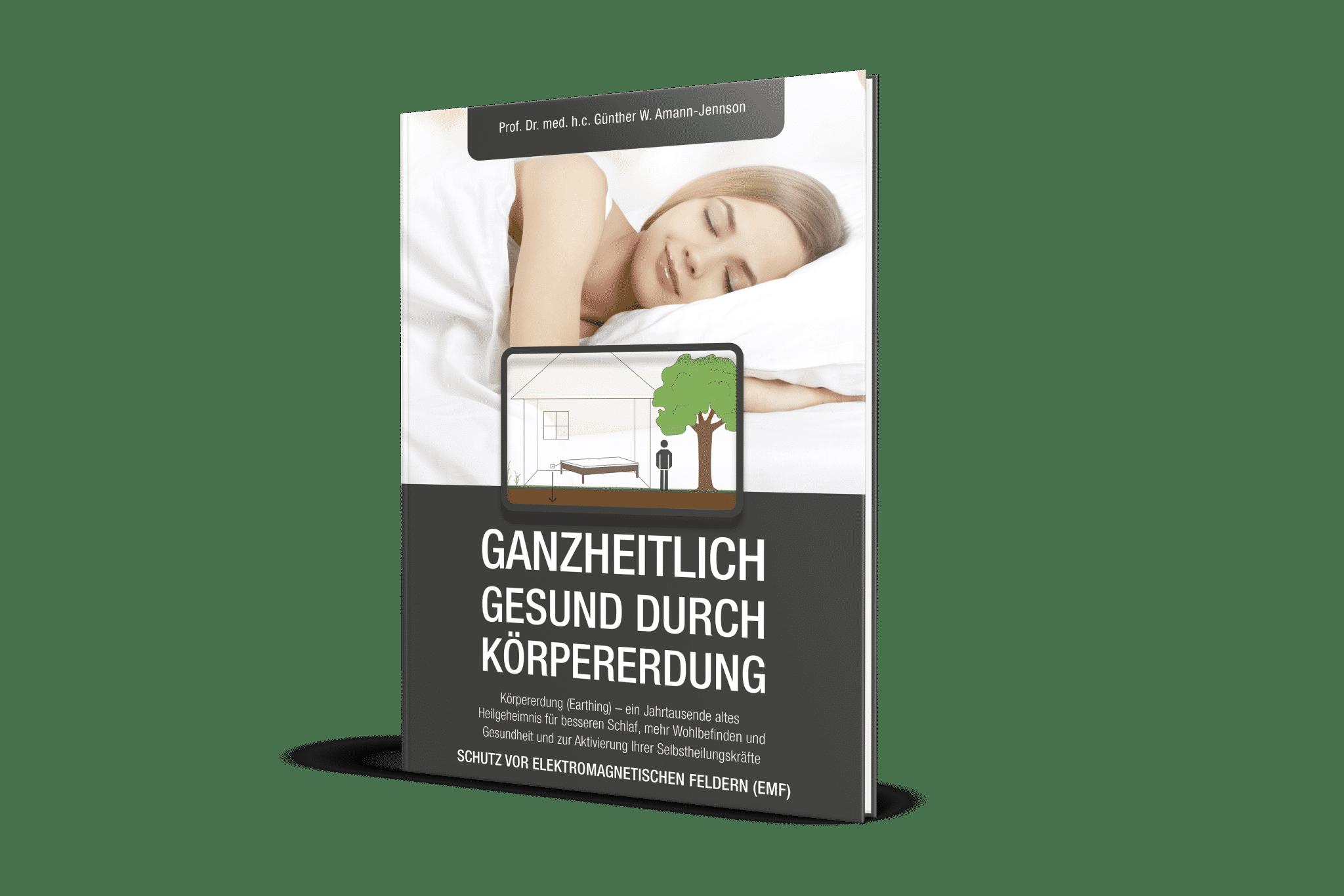 Ebook-Download: Schlafstörungen durch Körpererdung therapieren!